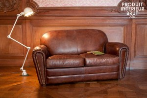 The Chesterfield club cigar sofa