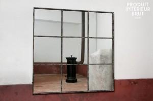 Miroir inspiré du style Pomax