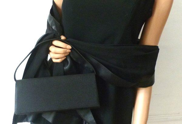 Savoir différencier un foulard d'une étole !